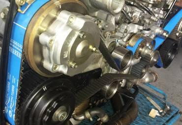 Βελτίωση κινητήρα, σασμάν, φρένων και ανάρτησης